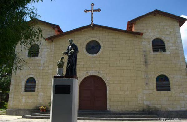 Iglesia San Pedro Claver   Foto: Filippo Bilotti