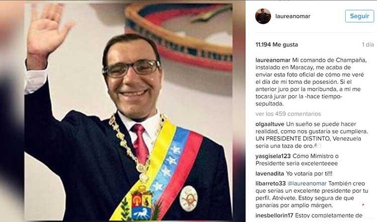 Laureano Márquez Instagram