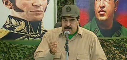 Nicolás Maduro | Foto: Captura