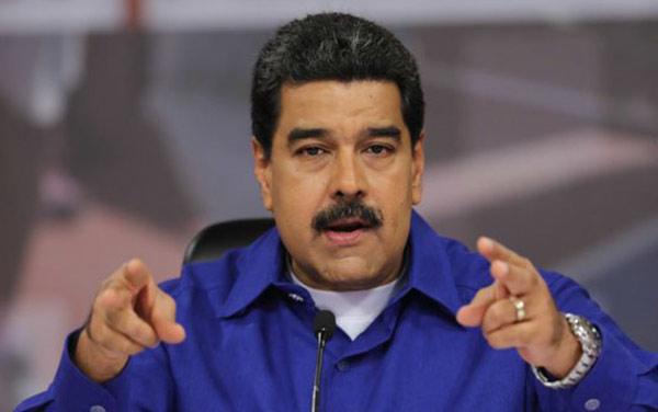 Nicolás Maduro   Foto: @PresivencialVen