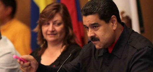 Nicolás Maduro | Foto: Efraín González / minci.gob.ve