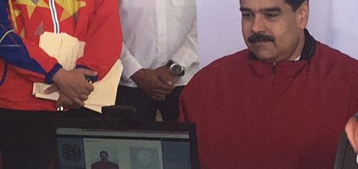 Nicolás Maduro | Foto: @VillegasPoljak