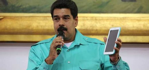 Nicolás Maduro espera traer a Venezuela el sistema de mensajería instantánea WeChat | Foto: Diario Cuatro Vientos