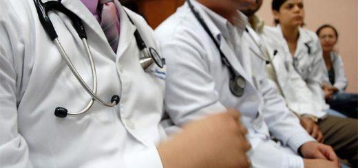Médicos venezolanos | foto referencial