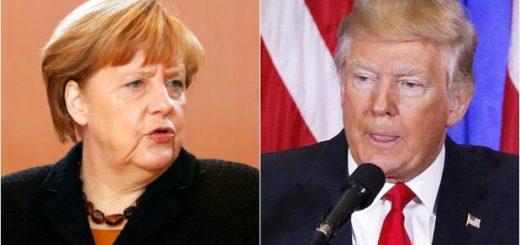 Angela Merkel / Donald Trump | Fotos: Reuters
