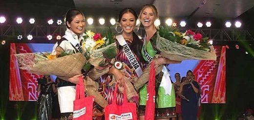 Mirian Habach junto a otras ganadoras | Foto: Instagram