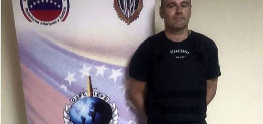 Narcotraficante español detenido en Venezuela | Foto: El Nacional