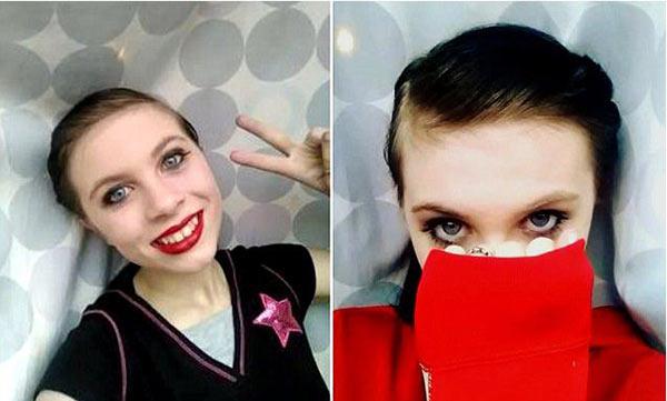 Katelyn Nicole Davis, de doce años, transmitió su suicidio por Fabebook Live | Daily Mail