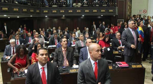 GPP no presentará ante la AN los cambios de su bancada en el Parlatino | Foto: Archivo