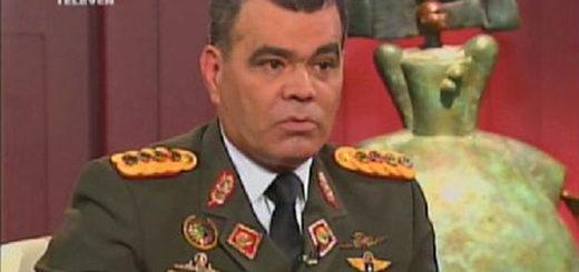 Vladirmir Padrino López en José Vicente Hoy | Foto: captura / twitter