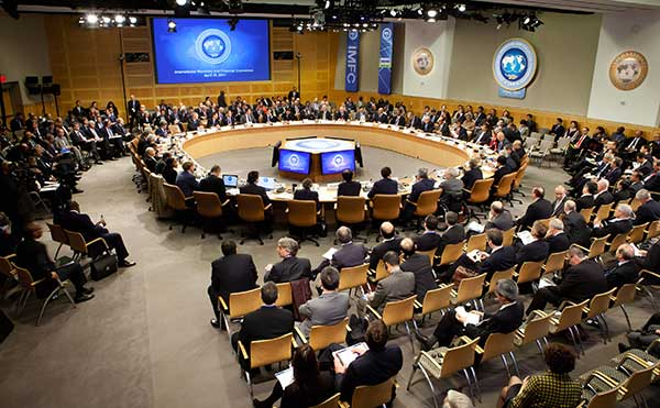 FMI prevee una baja en crecimiento económico de América Latina por situación en Venezuela   Foto: Archivo