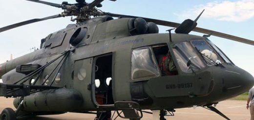 Helicóptero militar desaparecido | Referencial