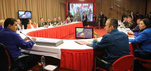 Gobierno activa 6 líneas de acción del Plan Carabobo para la seguridad   Foto: @DPresidencia