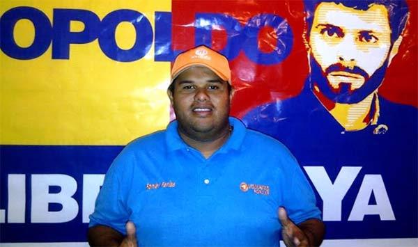 Concejal Roniel Farias | Foto: NotiBolívar