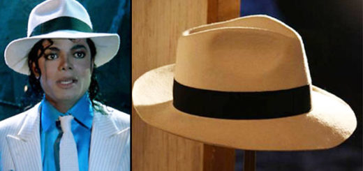 "Sombrero de ""Smooth Criminal"" 