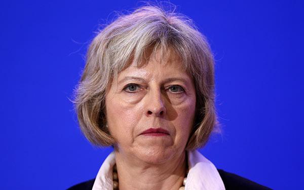 Theresa May, primera ministra británica | Foto: Archivo