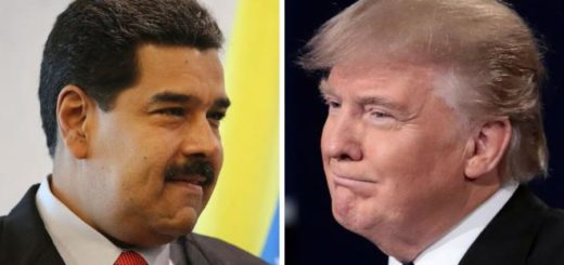 Nicolás Maduro y Donald Trump | Fotos Getty Images