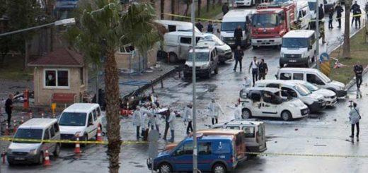 Coche bomba dejó heridos en Turquía |Foto: Reuters