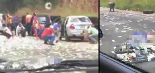 Accidente en Upata | Capturas de video