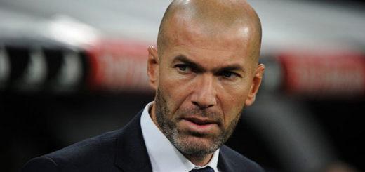 Zinedine Zidane, técnico del Real Madrid |Foto archivo