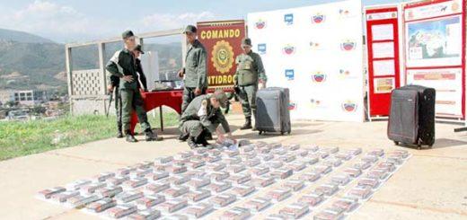 Tráfico de 122 kilos con 50 gramos de cocaína |Foto: La Verdad de Vargas