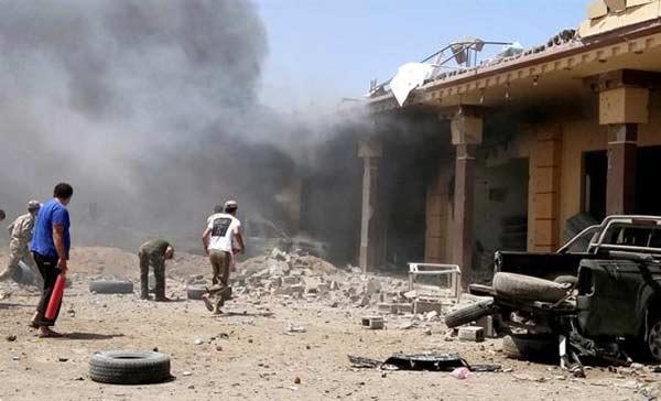 Al menos 70 muertos deja combates en la ciudad siria de Deraa   Foto: EFE