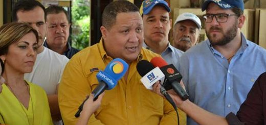 José Brito, diputado a la Asamblea Nacional (AN) | Foto: Nota de prensa
