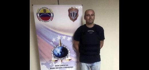 Narcotraficante español Rubén Núñez Cencerrado