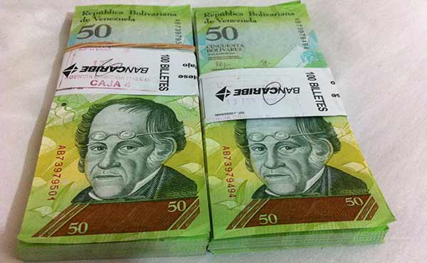 Billetes de 50 | Imagen referencial