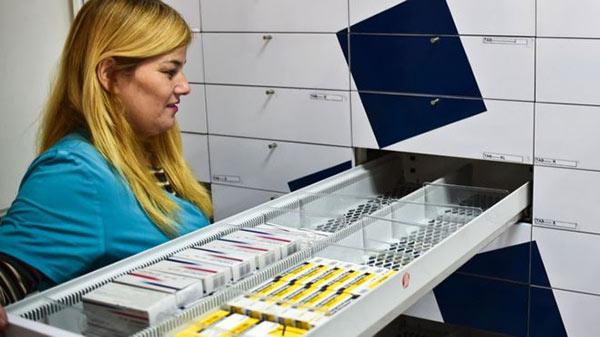 Idia y Venezuela firman contratos en materia farmacéutica | Foto: AFP