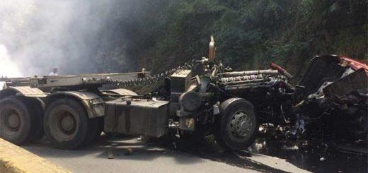 Accidente en la autopista Regional del Centro |Foto cortesía