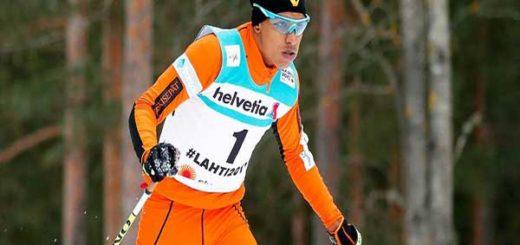 Adrián Solano, deportista venezolano |Foto: AFP