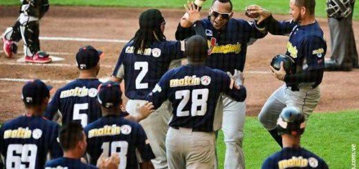 Águilas del Zulia consiguen su primera victoria en la Serie del Caribe | Foto: Panorama