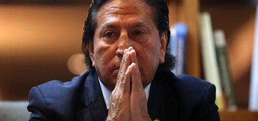 Alejandro Toledo, ex presidente de Perú | Foto: EFE