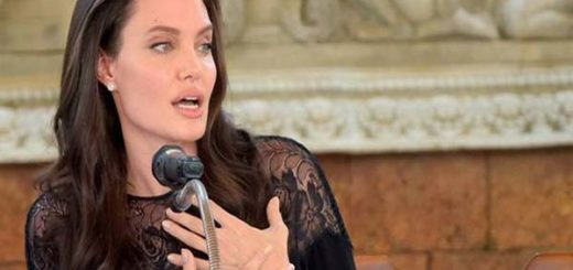 Angelina Jolie, actriz de Hollywood |Foto: 24horas