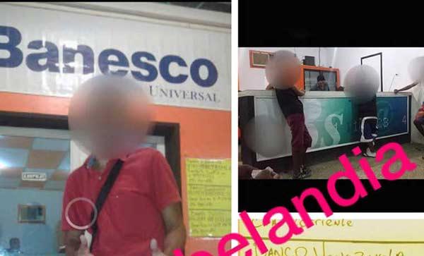 Banesco denunció existencia de agencia ilegal dentro de la cárcel de Tocuyito | Foto: Alexandra Belandia.