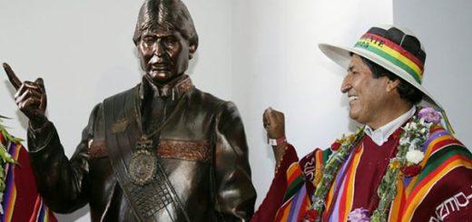 Evo Morales inaugura Museo en su Honor