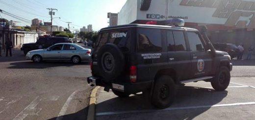 Sebin localiza artefacto explosivo en Maracaibo | Foto: @LDanieri