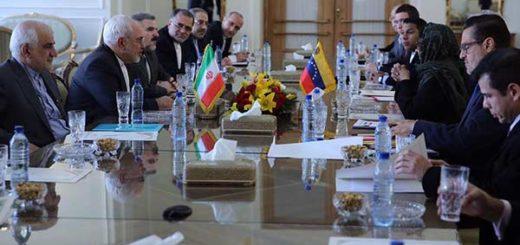 Venezuela e Irán revisan avances del acuerdo para estabilizar mercado petrolero