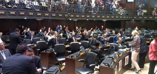Asamblea Nacional   Foto: @AsambleaVE