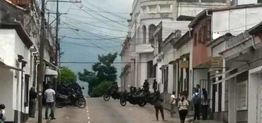Reportan situación irregular en la sede antigua de la Ucat en Táchira