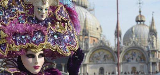 Carnavales en Venecia son uno de los más visitados en el mundo |Foto: EFE