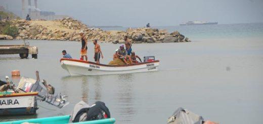 Pescadores | Foto: José Díaz / La verdad de Vargas
