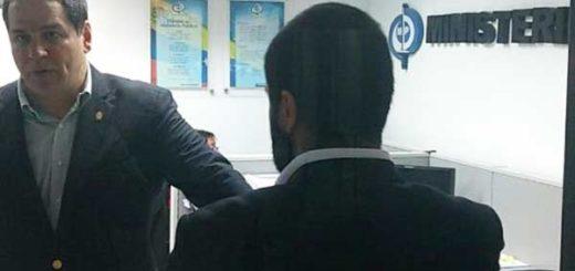 Diputado Luis Florido no pudo salir del país |Foto: Twitter