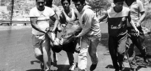Caracazo, 27 y 28 de 1989 |Foto cortesía