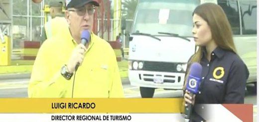 Director General de Turismo habla del asueto de Carnaval |Foto: Globovisión
