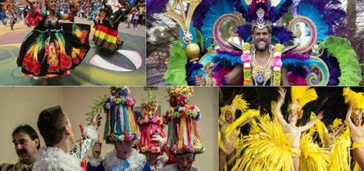 Celebración de Carnaval en el mundo |Foto: EFE