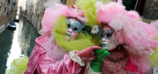 Mascaradas en Venecia |Foto: Reuters