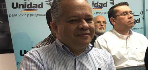 José Luis Cartaya, nuevo coordinador general de la MUD | Foto: @UnidadVenezuela