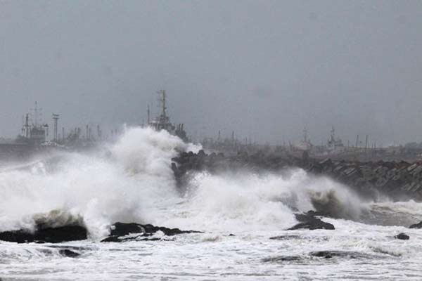 Ciclón Dineo causó destrozos tras su paso en Mozambique |Foto: AFP